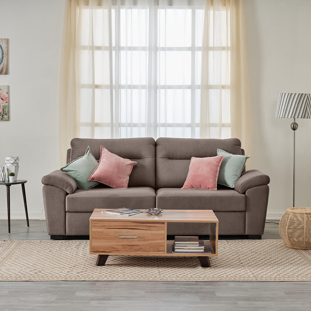 Wakefit Lounger Sofa - Two Seater