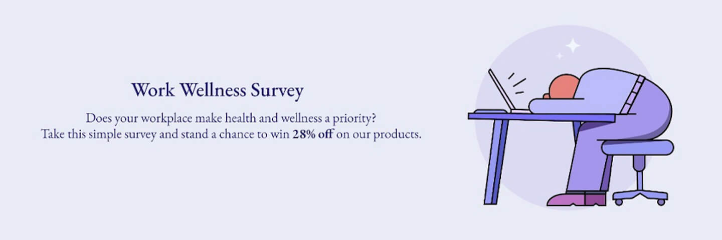 Wakefit Wellness Survey