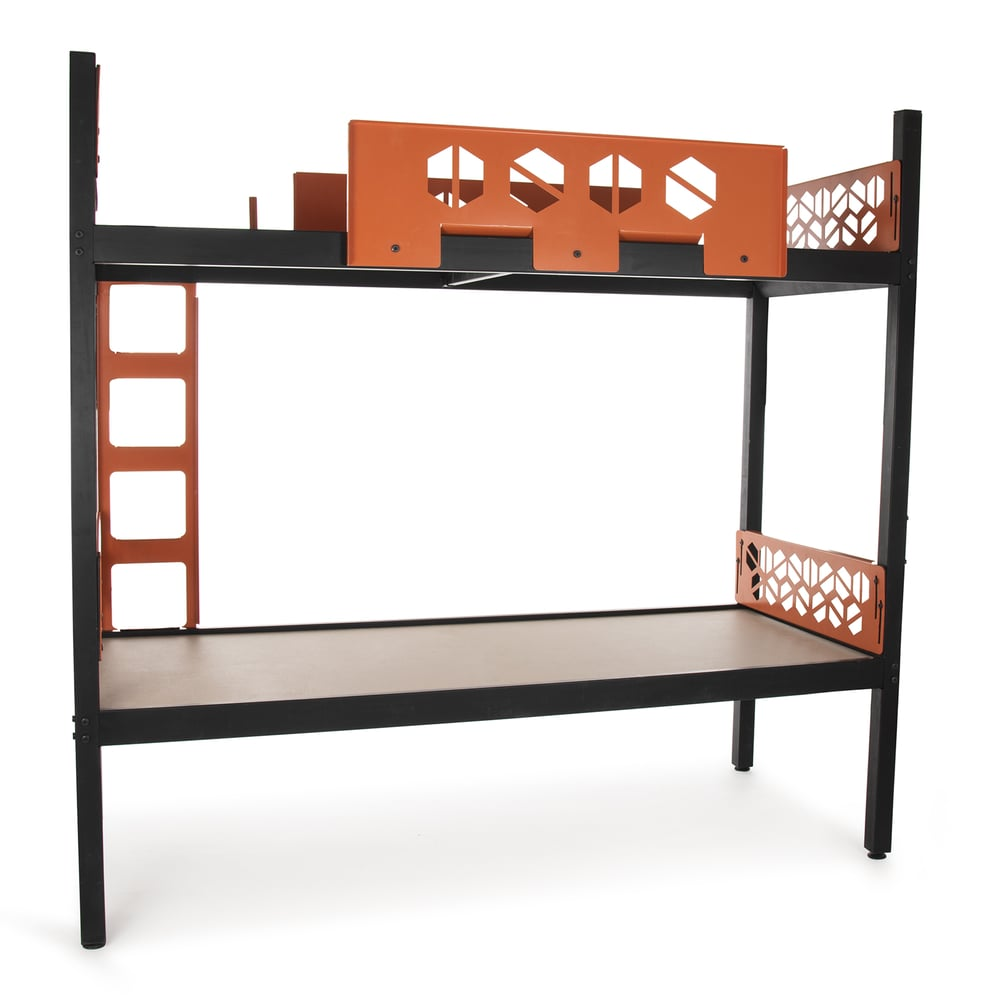 Gemini Metal Bed