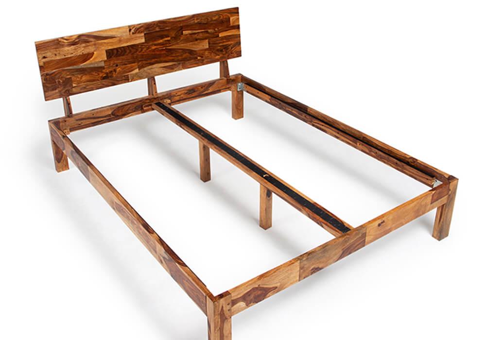 Wooden divan bed