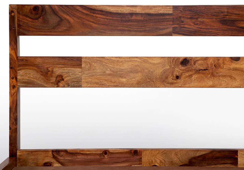 Sheesham Wood Bed Price