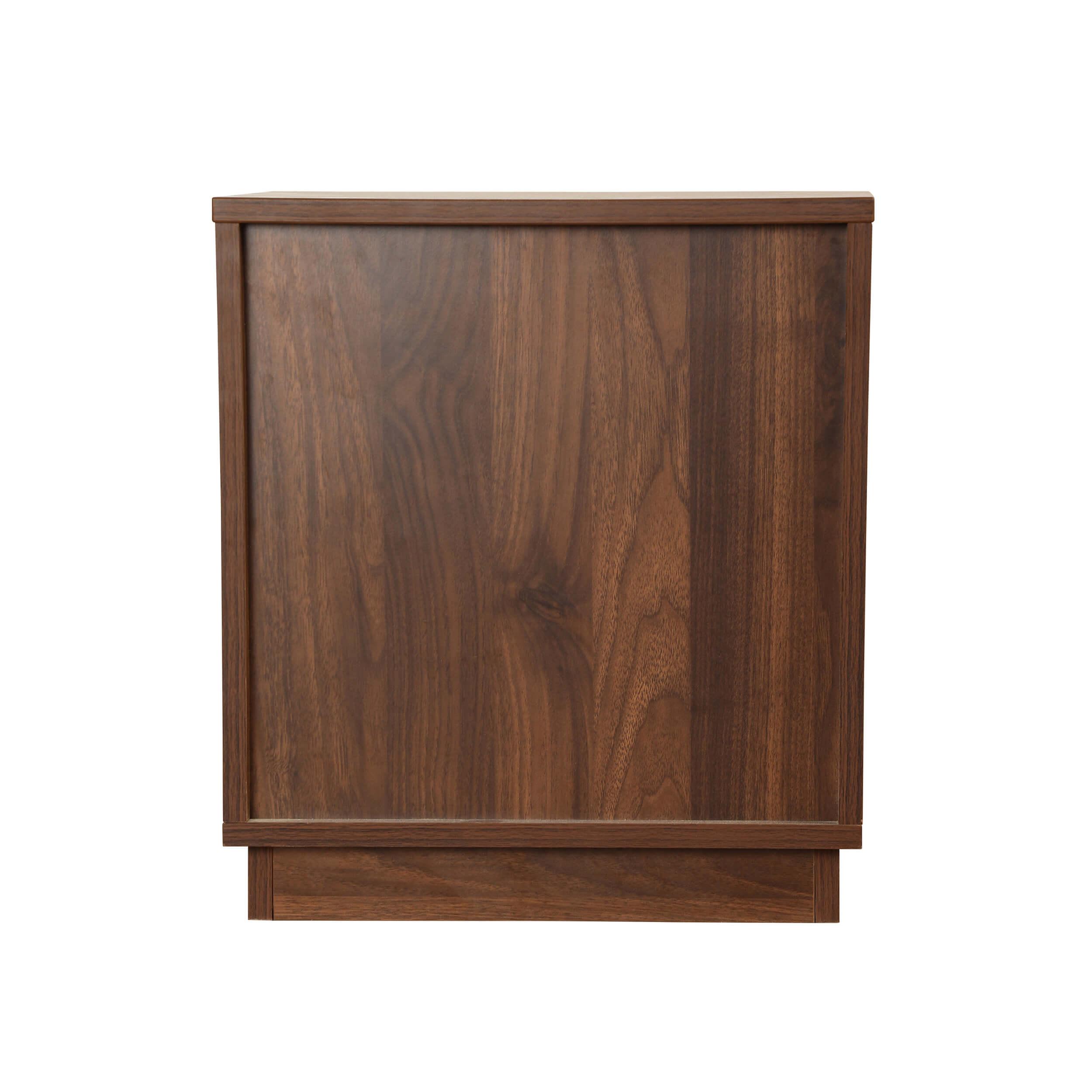Elara Single Drawer Bedside Table