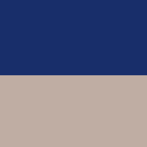Taupe and NavyBlue