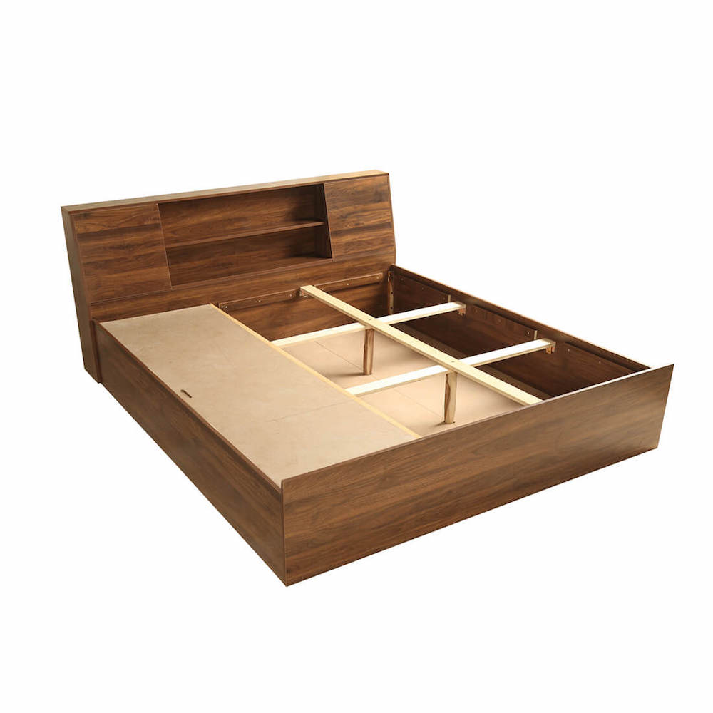 Engineered Wood Bed