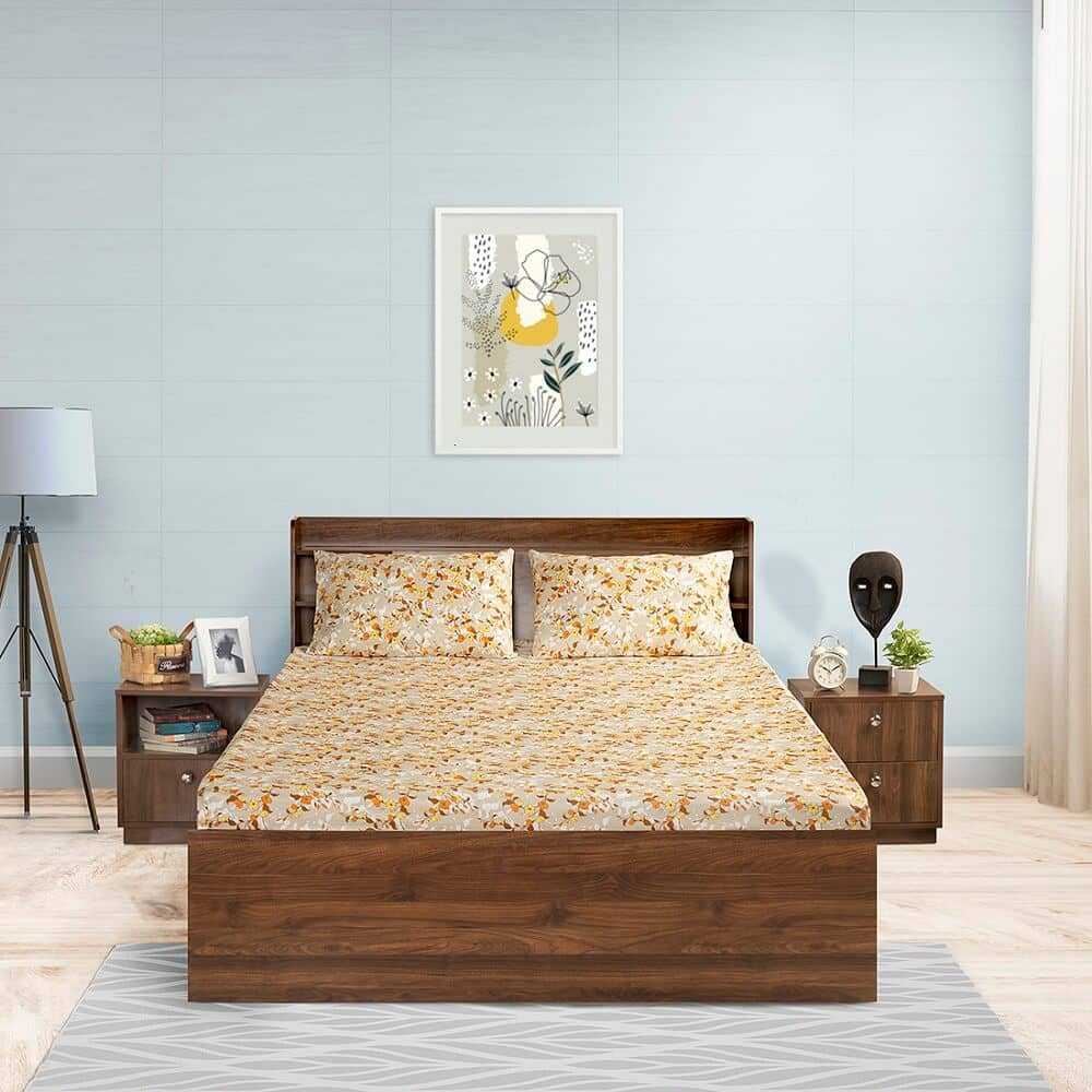 Wakefit Fitted Bedsheet