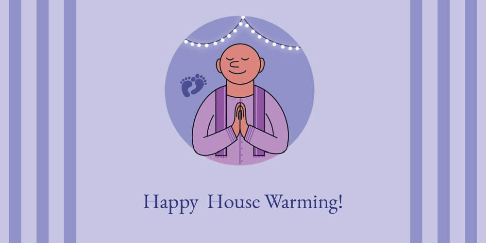 Happy House Warming Gift Card