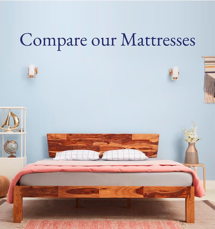 Wakefit Mattress Comparison Guide