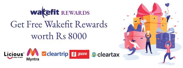 wakefit-rewards