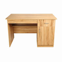 Wakefit Athena Study Table - Authentic Ash Light