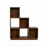 Wakefit Burns Bookshelf (3x3)