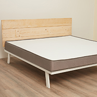 Wakefit Dual Comfort Mattress - Hard & Soft
