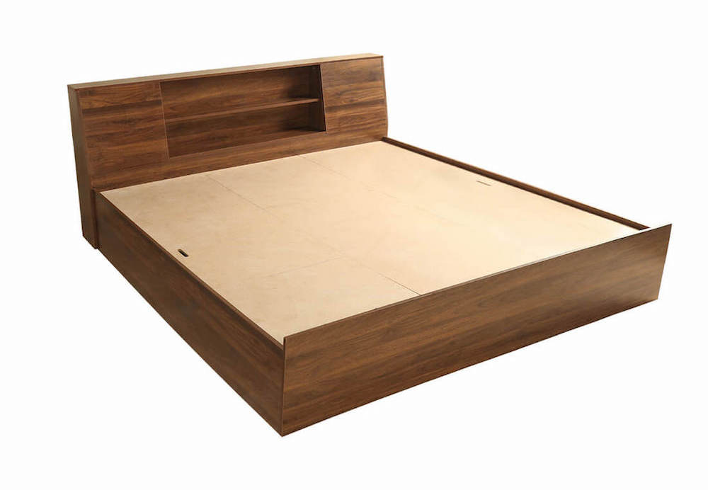 Wakefit Orion Storage Engineered Wood Bed