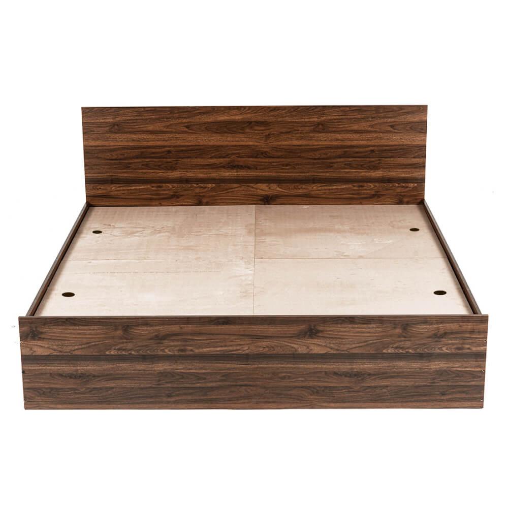 Wakefit Taurus Engineered Wood Bed with Storage