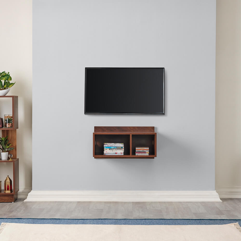 Wakefit Gotham Wall Mounted TV Unit