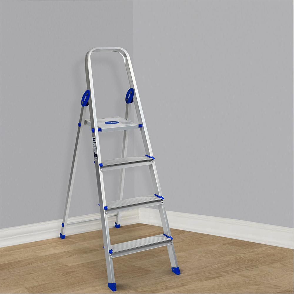 Wakefit Kaplan Aluminium 4 Step Ladder