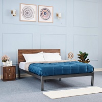 Wakefit Metal Bed