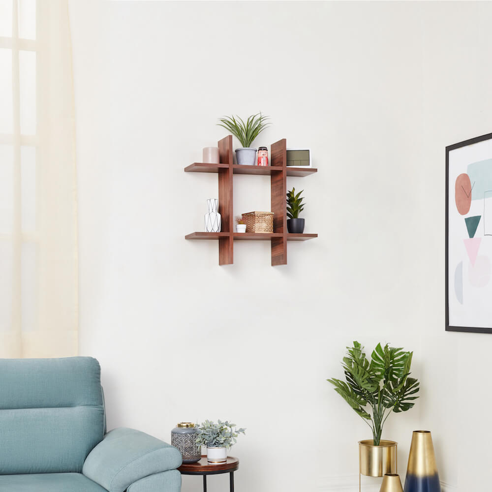 Wakefit Phoenix Wall Shelf