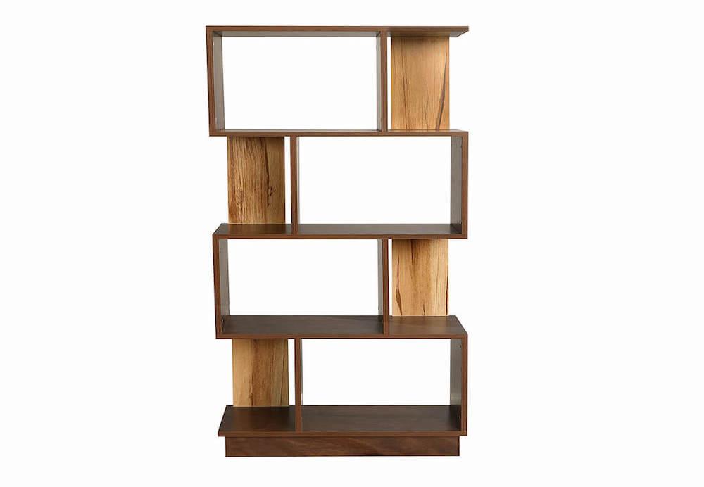 Wakefit Plath Bookshelf (4 Shelves)