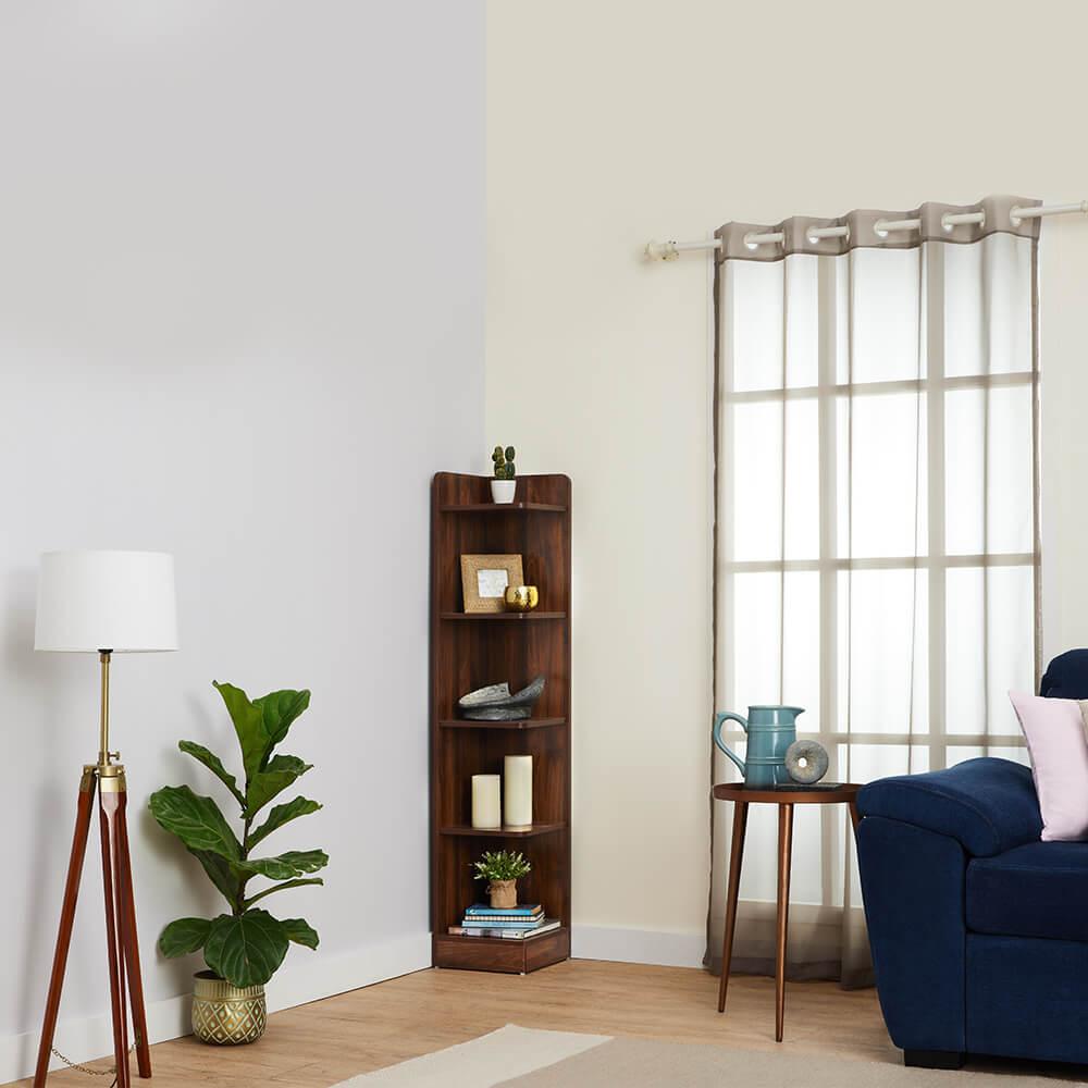 Wakefit Prose Corner Bookshelf