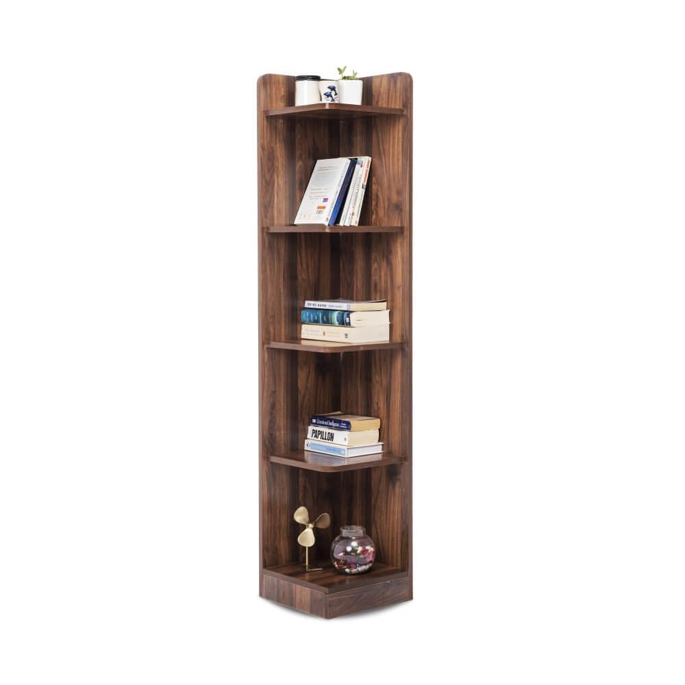 Wakfit Prose Corner Bookshelf