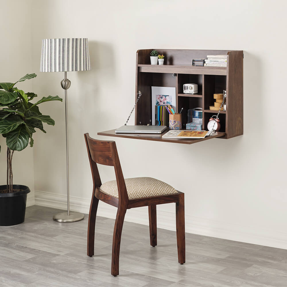 Wakefit Sophia Wall Mount Study Table