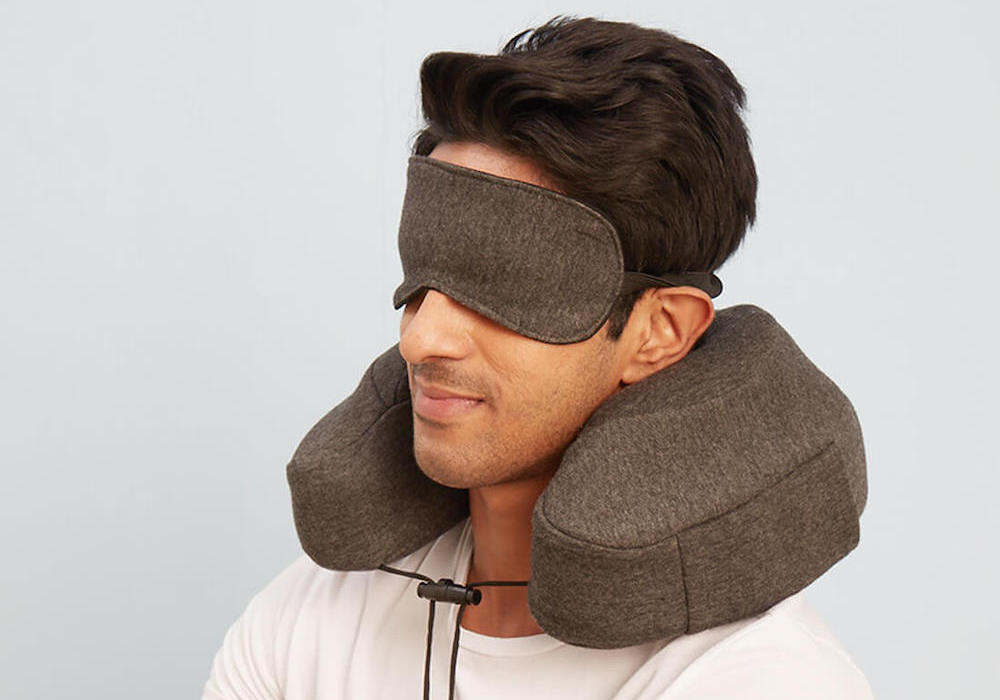Wakefit Travel Neck Pillow