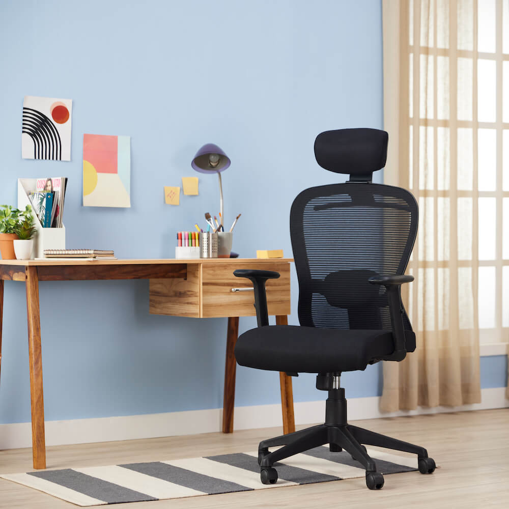 Wakefit Virgo High Back Office Chair