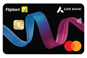 Fk-Axis bank Credit Card