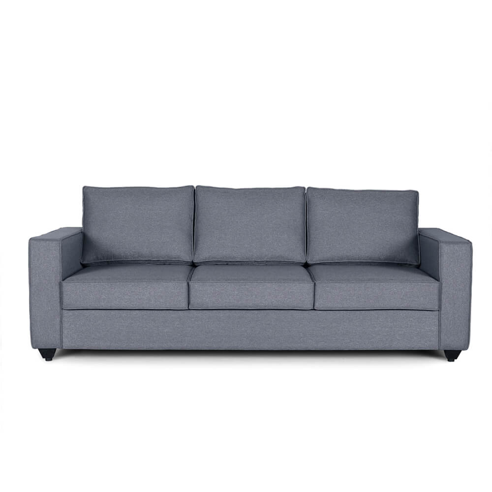 The Wakefit Napper Mini Sofa - Three Seater
