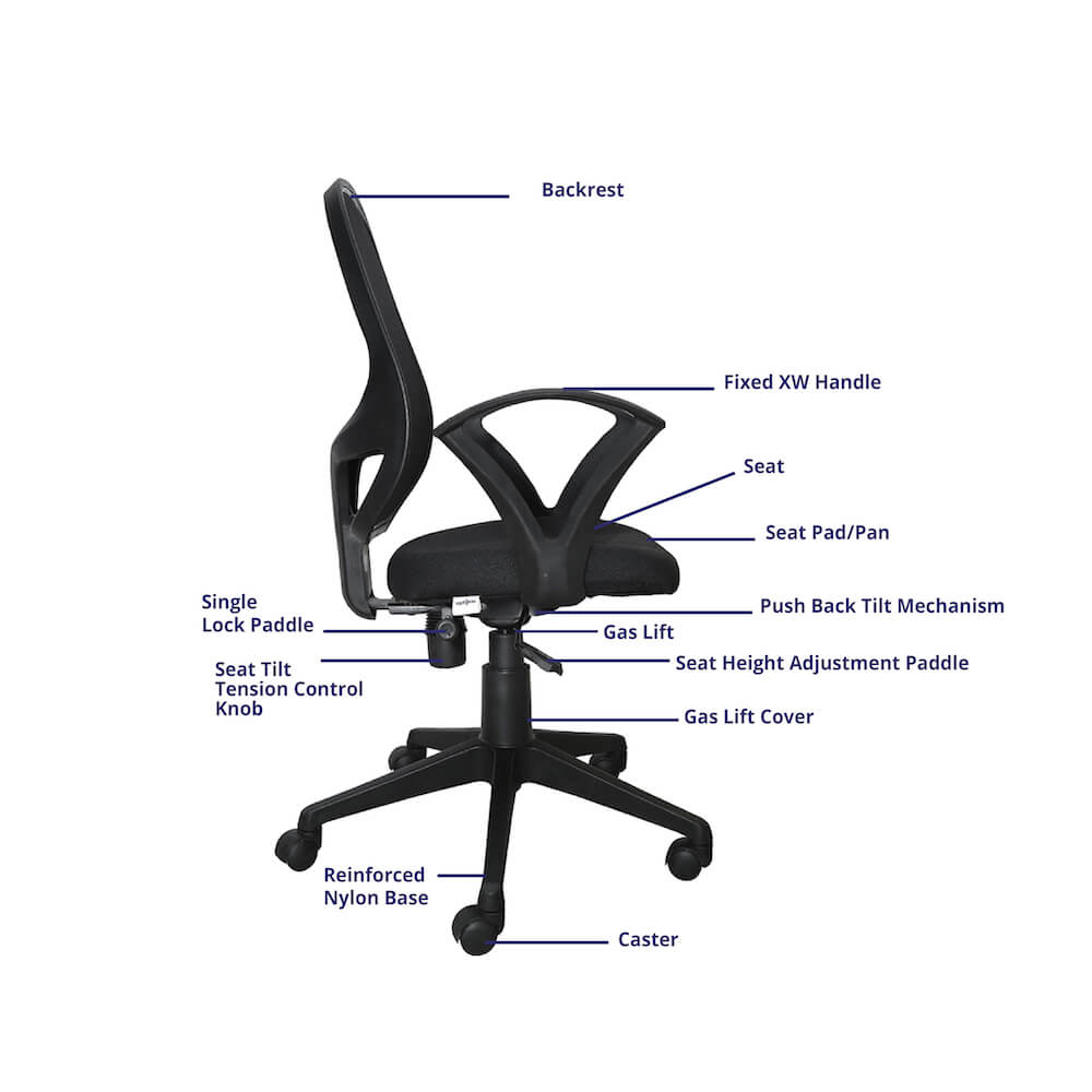 Aries Study Chair