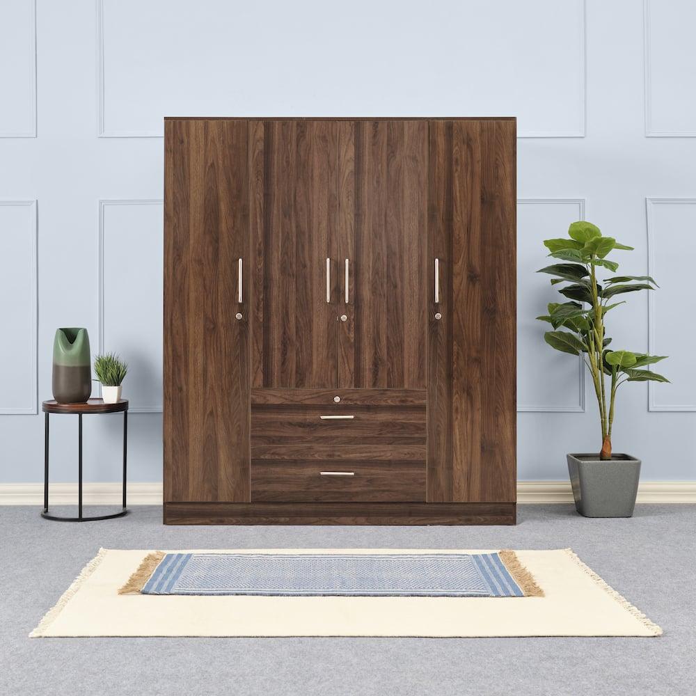 Organza 4 door wardrobe with drawer.jpg