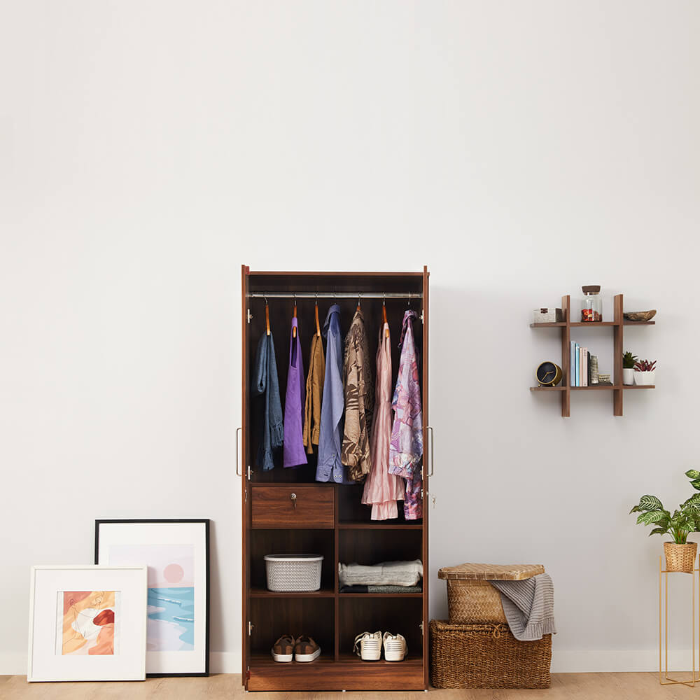 Tartan 2 door Wardrobe with Drawer.jpg