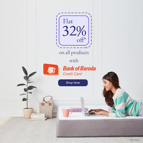 Bank of Baroda Offer