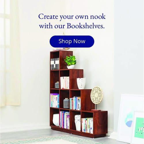 Bookshelf Banner