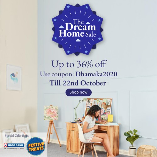 Dream Home Sale Banner