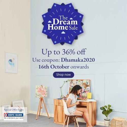 Dream Home Sale Banner