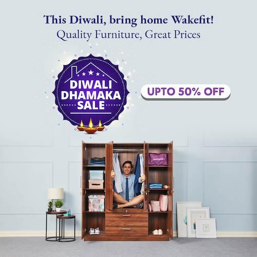 Early Diwali Furniture Sale Banner