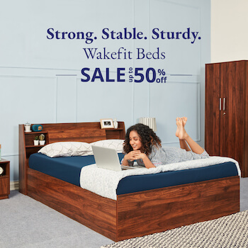 Early Diwali Bed Sale Banner