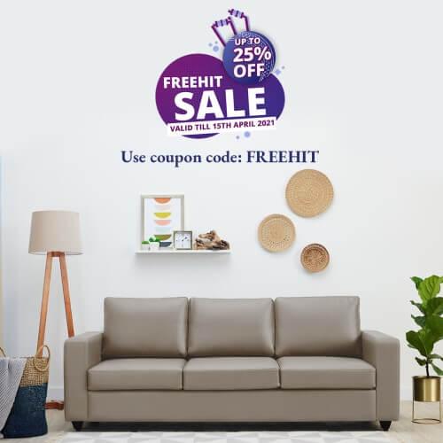 Freehit Sale Banner