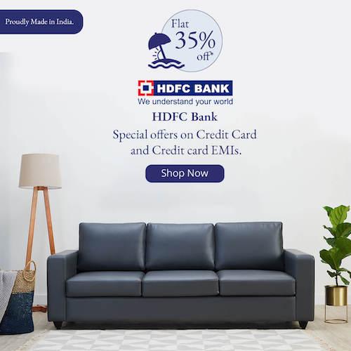 HDFC offer banner