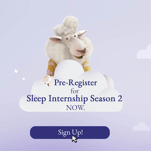 Sleep Intern Banner